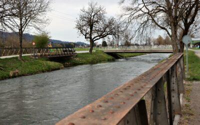 Das Hochwasserschutzprojekt wird konkret