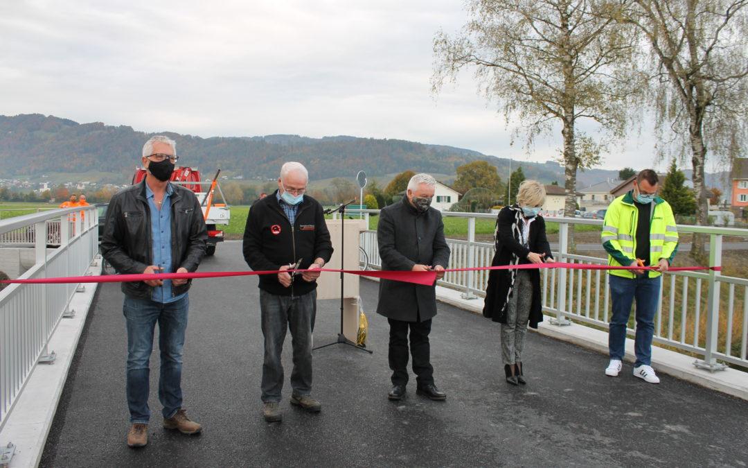 Neue Sternenbrücke offiziell eröffnet