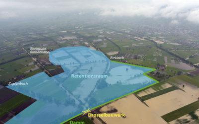 Hochwasserschutz weiter optimiert