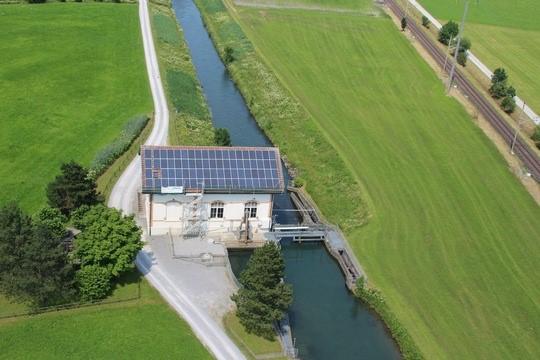 Fischwanderung beim Wasserkraftwerk Lienz wird verbessert